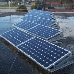 photovoltaic system located at the RET-Center in Windsor Ontario Canada